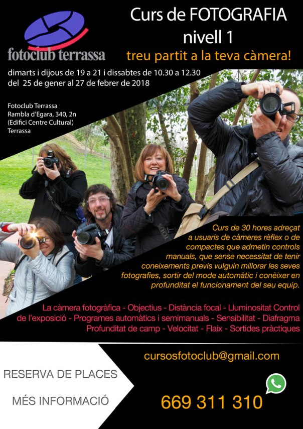 cartel curso-web